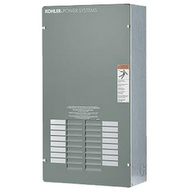 Kohler RXT-JFNA-0100B 100A 1Ø-120/240V Nema 1 Automatic Transfer Switch with 16-circuit Load Center