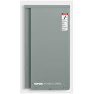 Kohler RXT-JFNC-100ASE 100A 1Ø-120/240V Service Rated Nema 3R Automatic Transfer Switch