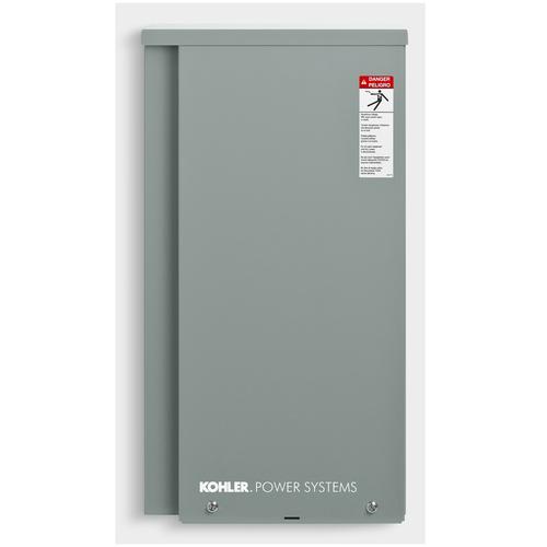 Ztx20mx60 Ge Zenith Automatic Transfer Switch: Kohler 100A SE Rated Transfer Switch 1-phase Nema 3R RXT