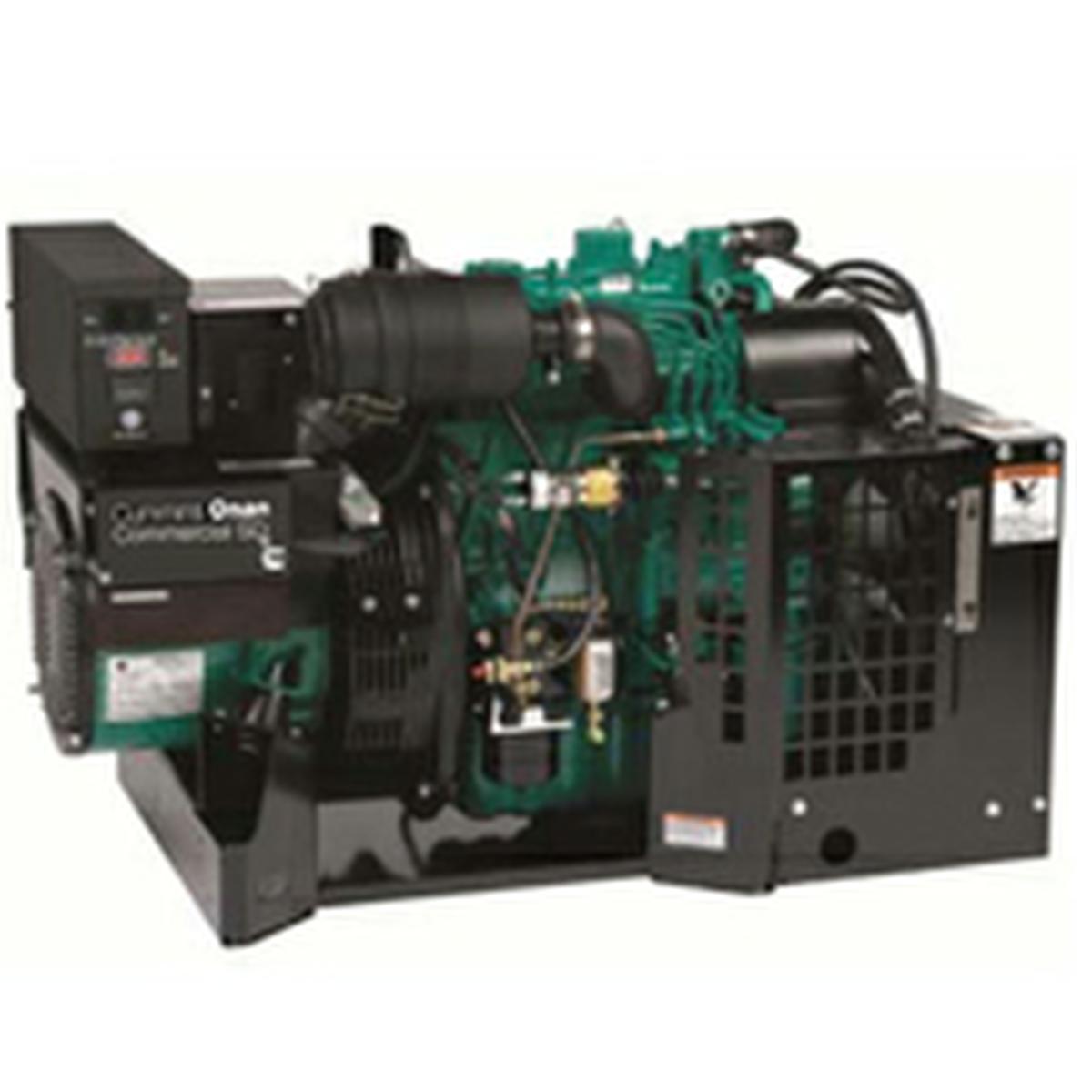 Cummins Onan Commercial Series SD7500 7 5kW Diesel Mobile Generator