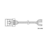 Cummins Onan 300-4947 Remote Pigtail Harness