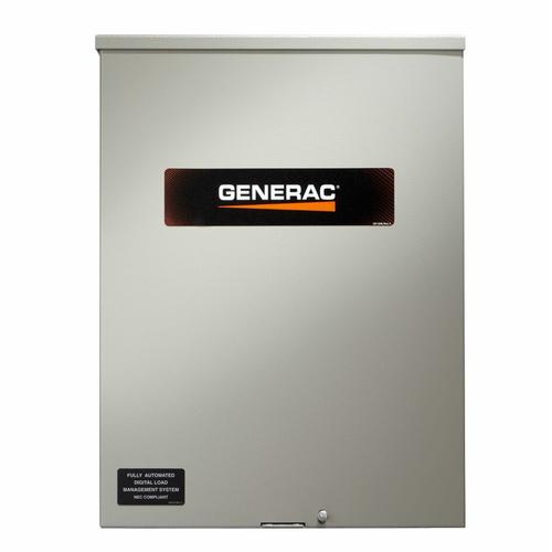 Generac RTSW300A3 300A 1Ø-120/240V Service Rated Nema 3R Automatic Transfer Switch