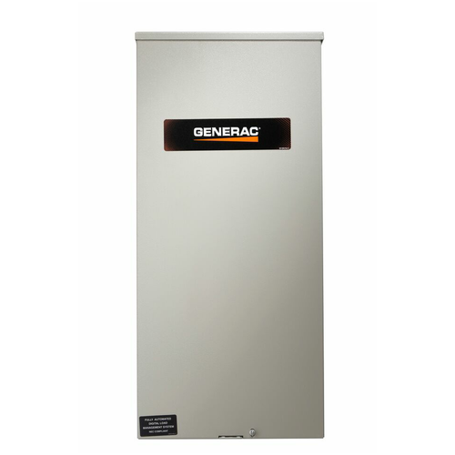 Generac RTSC400A3 400A 1Ø-120/240V Nema 3R Automatic Transfer Switch