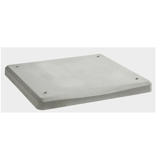 "Kohler GM92228-KP1 3"" Thick Concrete Mounting Pad for 8, 10 & 12kW Air Cooled Generators"