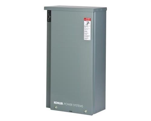 Kohler RXT-JFNC-150ASE 150A 1Ø-120/240V Service Rated Nema 3R Automatic Transfer Switch