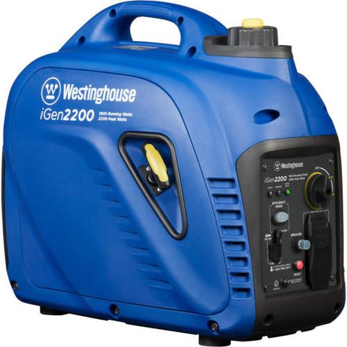 Westinghouse iGen2200 1800W Portable Inverter Generator