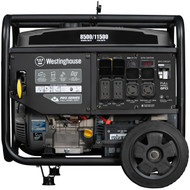 Westinghouse WPro8500 8500W Electric Start Portable Generator with Wireless Remote Start