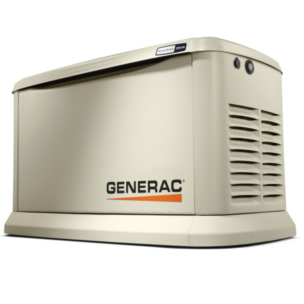 Generac 7077 20kW 3-phase 120/208V Guardian Generator with Wi-Fi