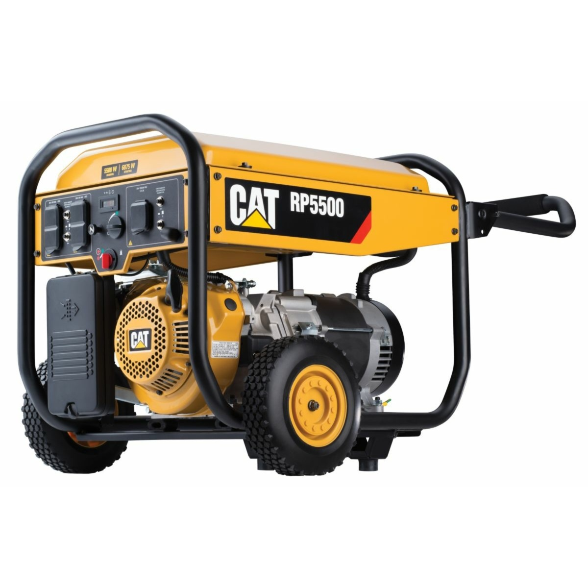 CAT RP5500 5500W Portable Generator