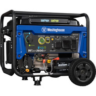 Westinghouse WGen3600DF 3600W Dual Fuel Portable Generator with Wireless Remote Start