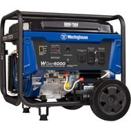 Westinghouse WGen6000 6000W Electric Start Portable Generator