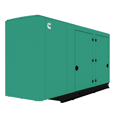 Cummins RS125 Quiet Connect Series 125kW Generator