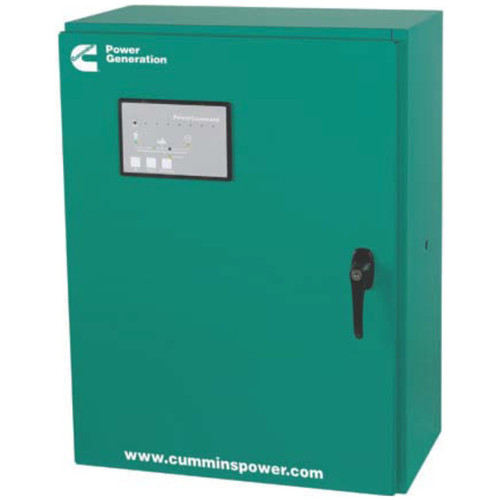 Cummins OTEC400 400A 3Ø-277/480V Automatic Transfer Switch