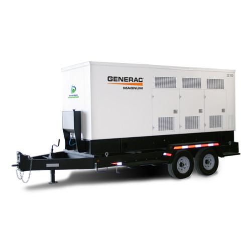Generac MGG210 177kW Mobile Gaseous Generator