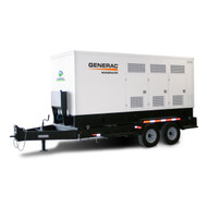 Generac MGG210 177kW Mobile Gaseous Generator
