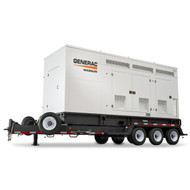 Generac MGG450 360kW Mobile Gaseous Generator