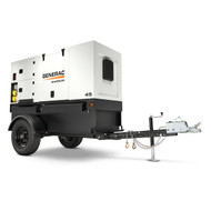 Generac MMG45IF4 30/36kW Mobile Diesel Generator with Isuzu Engine