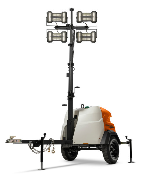 Generac MLT6SMD 6kW Mobile Light Tower