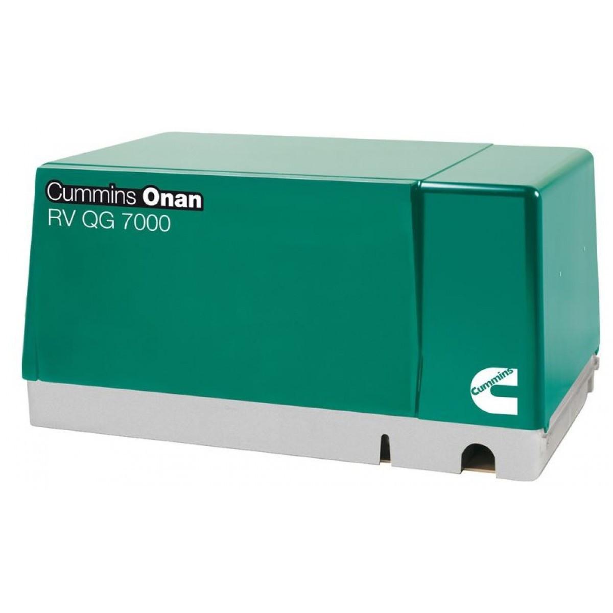 mins Onan 7HGJAB-1036 QG 7000W Gasoline RV Generator Wiring Diagram Switch Transfer Onan Otbca on