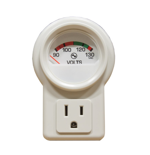 WINCO 24743-000 Plug-In Voltage Monitor