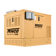 WINCO PSS12H2W 9.6kW Generator with Solar Charger