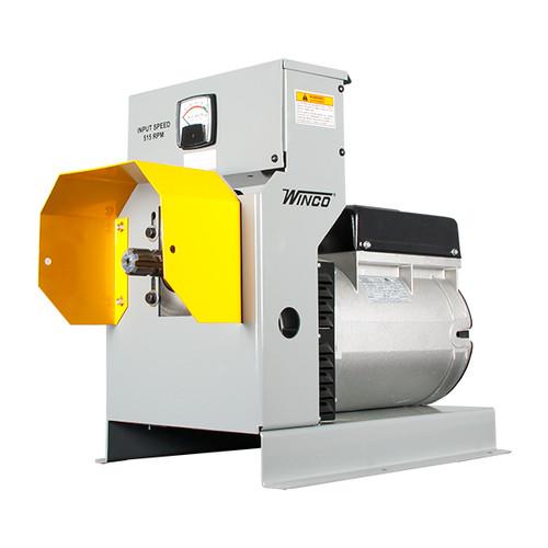 WINCO W15PTOS 15kW 1-Phase 120/240V 515 RPM PTO Generator