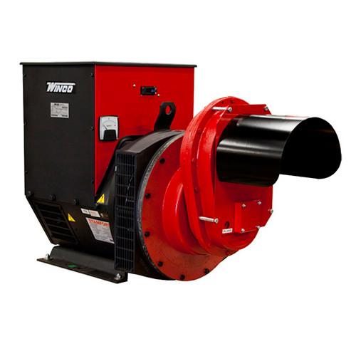 WINCO W145PTOS-4/F 145kW 3-Phase 120/208V 1000 RPM PTO Generator