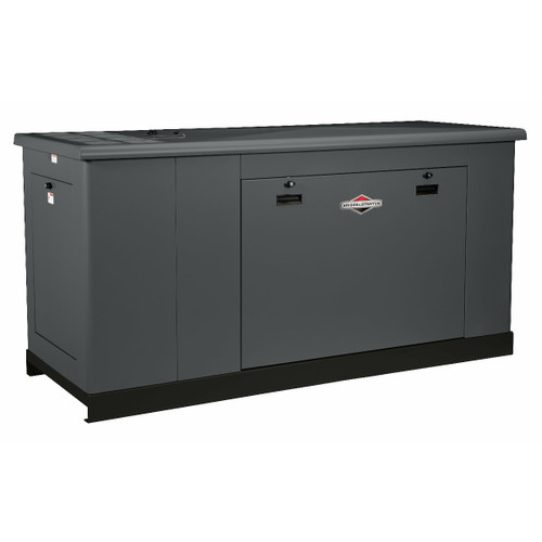 Briggs & Stratton 76335 35kW 3ph-277/480V Generator with InteliLite Controller