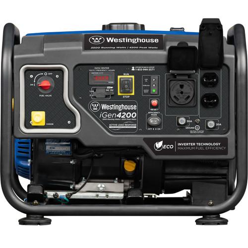 Westinghouse iGen4200 3500W Portable Inverter Generator