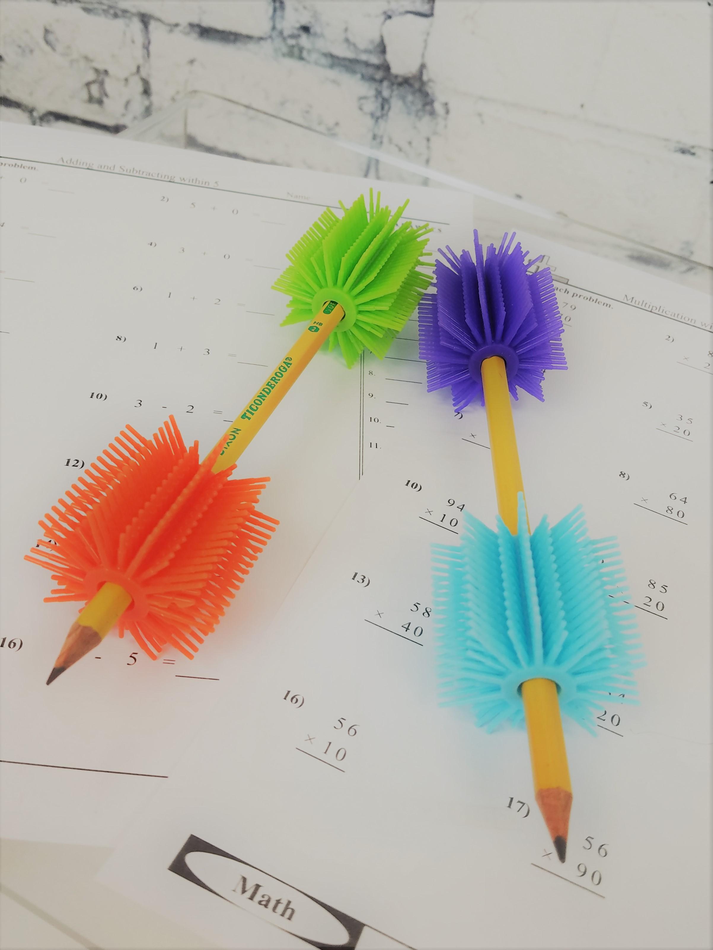 Pencil Topper/Gripper
