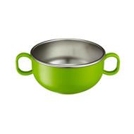 Din Din SMART Stainless Starter Bowl - Green