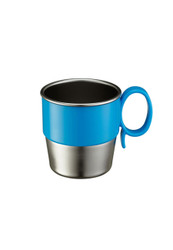 Din Din SMART Stainless Cup - Blue