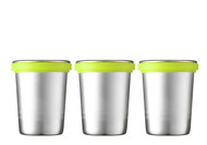 Sippin' SMART Stainless Tumbler 3 Pack