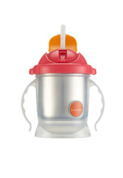 Sippin' SMART EZ Flow Stainless Sippy - Pink