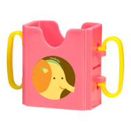 Sippin' SMART Juice Box Holder - Elephant/ Pink