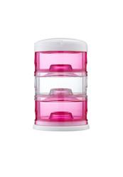 Packin' SMART Stackables 3 Tier Essentials - Pink
