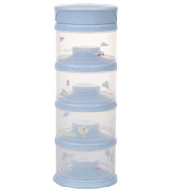 Packin' SMART Twistables 4 Tier Travel Series - Blue