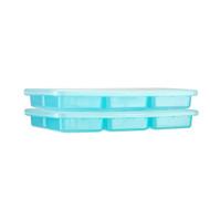Preppin' SMART EZ Pop Jumbo Freezer Tray 2 Pack with Lid