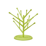 Cleanin' SMART 4 Tier Stacking Drying Rack - Green