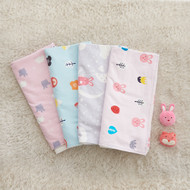 Milo & Gabby Flannel Cotton Double-Sided Cozy Blanket