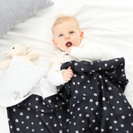 DONO&DONO COTTON EMBOSSED MINKY BLANKET (Various Patterns)