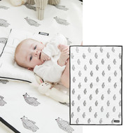 Dono&Dono Waterproof Muslin Play Mat for Infants and Babies (Various Patterns)