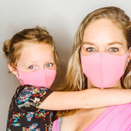 Twinning Mask Pack (1 Adult+1Kid+1Strap)