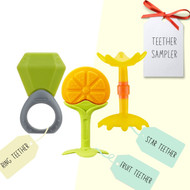Teether Sampler