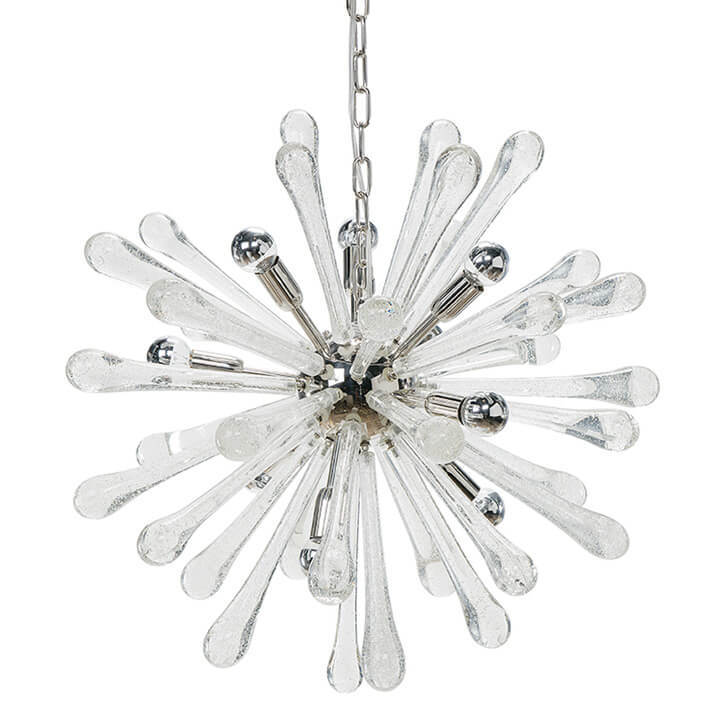 Regina Andrew Satellite Chandelier-Clear