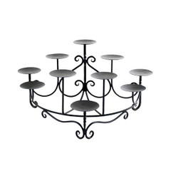 Spandrels Jr Hearth Candelabra