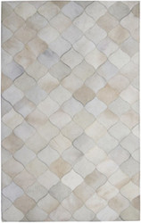 Cream Color Cow Hide Rug
