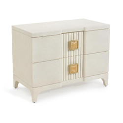Modica Two-Drawer Chest