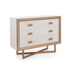 Villani Three-Drawer Chest