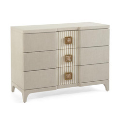 Modica Three-Drawer Chest